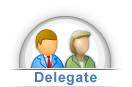 Personal Information for Delegate